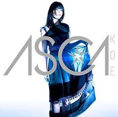 【主題歌】TV Fate/Apocrypha 2ndクール ED「KOE」/ASCA 通常盤の商品サムネイル