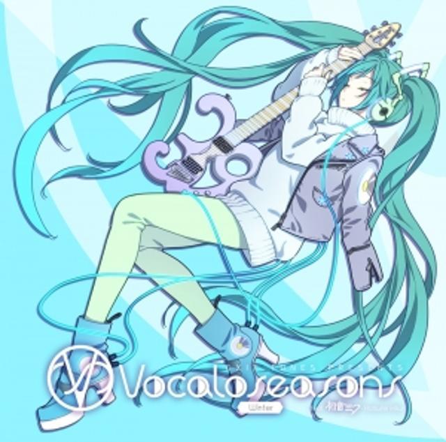【アルバム】Vocaloseasons feat.初音ミク ~Winter~の商品画像