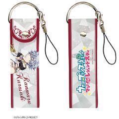 ビッグレザーストラップ「うたの☆プリンスさまっ♪マジLOVEレジェンドスター」09/黒崎 蘭丸