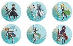 【BOX】缶バッジ「劇場版ソードアート・オンライン-オーディナル・スケール-」01/ATM(グラフアートデザイン)