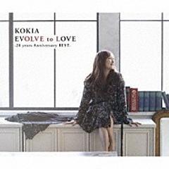 【アルバム】KOKIA/EVOLVE to LOVE-20th years Anniversary BEST- 通常盤の商品サムネイル