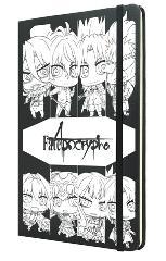 キャラカバーノート「Fate/Apocrypha」01/マスター&サーヴァントの商品サムネイル