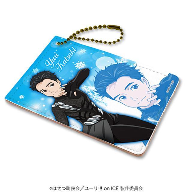キャラパス「ユーリ!!! on ICE」01/勝生 勇利の商品画像