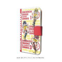 手帳型スマホケース(iPhone6/6s/7/8兼用)「弱虫ペダル NEW GENERATION」01/総北高校の商品サムネイル