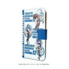 手帳型スマホケース(iPhone6/6s/7/8兼用)「弱虫ペダル NEW GENERATION」02/箱根学園高校の商品サムネイル