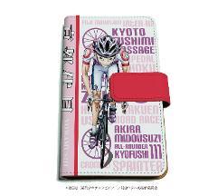 手帳型マルチケース「弱虫ペダル NEW GENERATION」03/京都伏見高校の商品サムネイル
