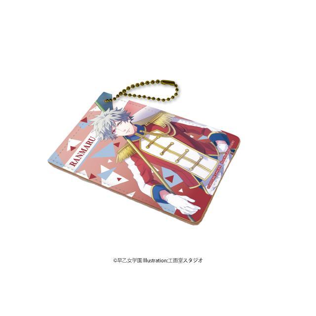 キャラパス「うたの☆プリンスさまっ♪」09/黒崎 蘭丸の商品画像
