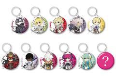 【3個セット】300円カプセル ぴくりる! Fate/Grand Order 缶キーホルダーコレクション Vol.3