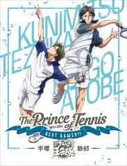 【Blu-ray】OVA テニスの王子様 BEST GAMES!! 手塚 vs 跡部