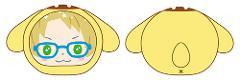 あんさんぶるスターズ!×サンリオキャラクターズ おまんじゅうにぎにぎマスコット 3 遊木真