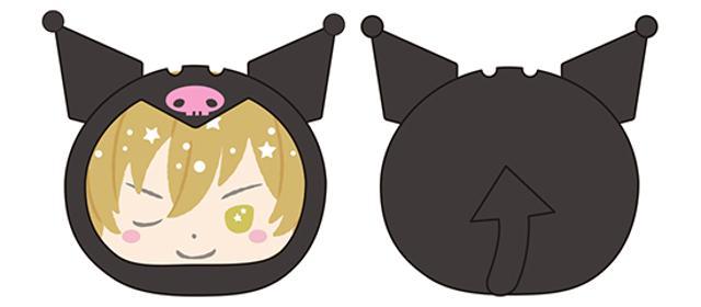 あんさんぶるスターズ!×サンリオキャラクターズ おまんじゅうにぎにぎマスコット 10 羽風薫の商品画像