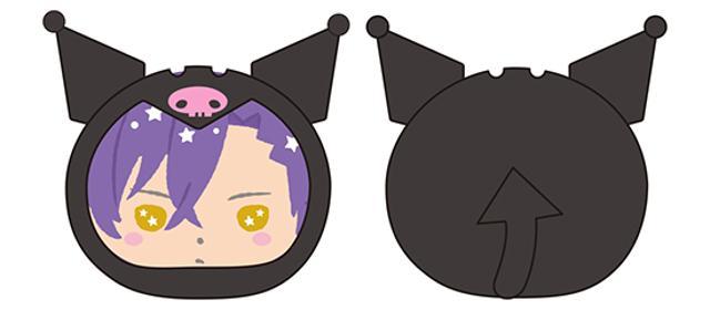 あんさんぶるスターズ!×サンリオキャラクターズ おまんじゅうにぎにぎマスコット 12 乙狩アドニスの商品画像