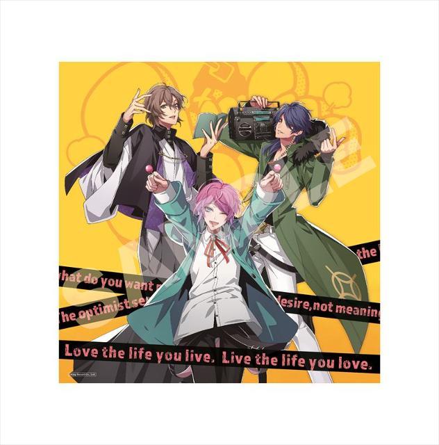 ヒプノシスマイク-Division Rap Battle- クッション Fling posseの商品画像