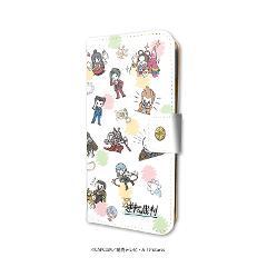 手帳型スマホケース(iPhone6/6s/7/8兼用)「逆転裁判~その「真実」、異議あり!~」01/全員集合(グラフアートデザイン)の商品サムネイル