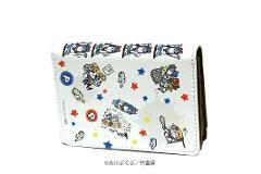 キャラケース「ポプテピピック」01/いっぱいポプ子&ピピ美01(グラフアートデザイン)