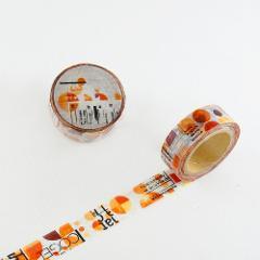 小徑文化×夏米花園5st - マスキングテープ / Orangeの商品サムネイル