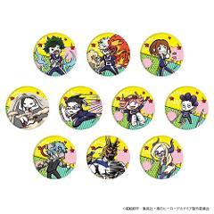 【BOX】缶バッジ「僕のヒーローアカデミア」01 (グラフアートデザイン)