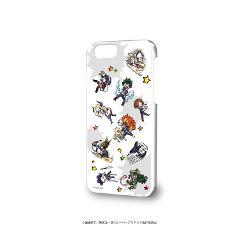 ハードケース(iPhone6/6s/7/8兼用)「僕のヒーローアカデミア」01/雄英生&先生(グラフアートデザイン)