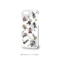 ハードケース(iPhone6/6s/7/8兼用)「僕のヒーローアカデミア」02/雄英生&先生&敵連合(グラフアートデザイン)