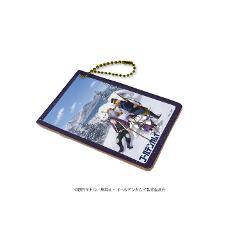 キャラパス「ゴールデンカムイ」01/杉元佐一&アシㇼパ&白石由竹の商品サムネイル