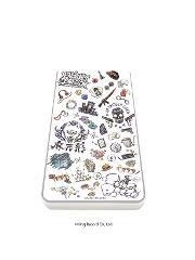 キャラチャージN「ヒプノシスマイク」01 /ディビジョンモチーフデザイン(グラフアートデザイン)