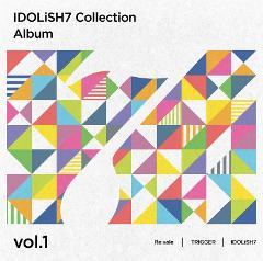 【アルバム】アイドリッシュセブン Collection Album vol.1の商品サムネイル