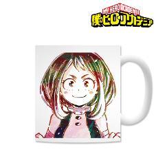 僕のヒーローアカデミア Ani-Art マグカップ(麗日お茶子)