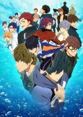 【Blu-ray】TV Free!-Dive to the Future- 6の商品サムネイル