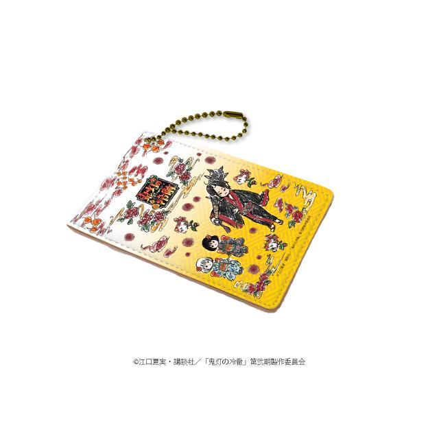 キャラパス「鬼灯の冷徹」01/鬼灯&座敷童子(グラフアートデザイン)の商品画像