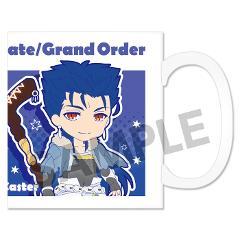 ぴくりる Fate/Grand Order マグカップ キャスター/クーフーリン