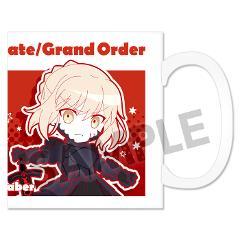 ぴくりる Fate/Grand Order マグカップ セイバー/アルトリアペンドラゴン オルタ
