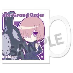 ぴくりる Fate/Grand Order マグカップ シールダー/マシュキリエライト