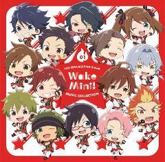 【アルバム】THE IDOLM@STER SideM WakeMini! MUSIC COLLECTION 01