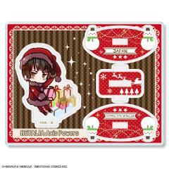 ヘタリア Axis Powers ゆらっとアクリルフィギュアVer.2 デザイン 15 日本 クリスマス