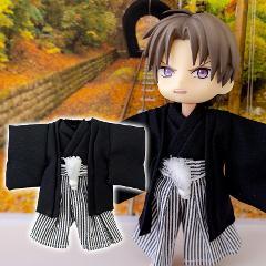 11cmボディ用 羽織袴正装セット の商品サムネイル