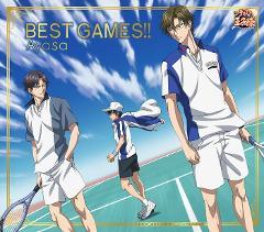 【主題歌】OVA テニスの王子様 BEST GAMES!! 手塚 VS 跡部 OP「BEST GAMES!!」/Ayasa