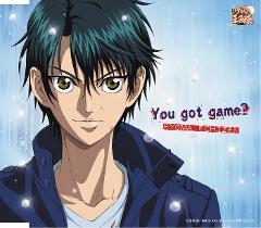 【主題歌】OVA テニスの王子様 BEST GAMES!! 手塚 VS 跡部 ED「You got game?」/越前リョーマ
