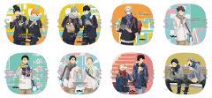 【3個】ハイキュー!! くつろぎコレクション第2弾 -Autumn&Winter-