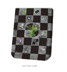 レザーフセンブック「K SEVEN STORIES」02/緑のクラン(jungle)(グラフアート)