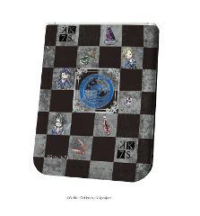 レザーフセンブック「K SEVEN STORIES」04/青のクラン(セプター4)(グラフアート)
