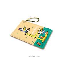 キャラパス「ポプテピピック」02/カラーページデザイン02