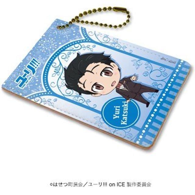 キャラパス「ユーリ!!! on ICE」14/勝生 勇利 SDキャラの商品画像