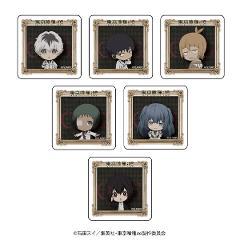 【BOX】キャラアクリルバッジ「東京喰種:re」01/ブラインド/4K(全6種)