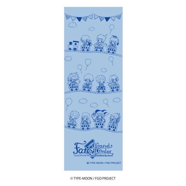 フェイスタオル「Fate/Grand Order Design produced by Sanrio」01/電車ごっこの商品画像