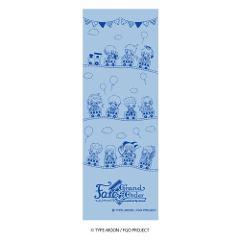 フェイスタオル「Fate/Grand Order Design produced by Sanrio」01/電車ごっこ