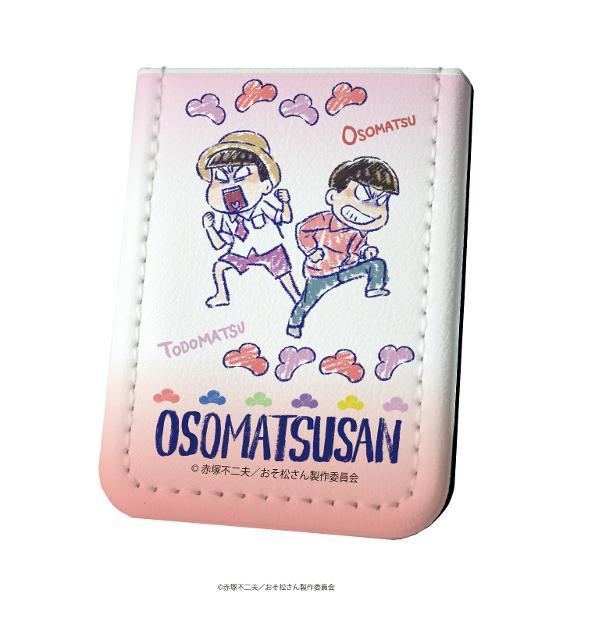 レザーフセンブック「おそ松さん」02/おそ松・トド松 場面写Ver.(グラフアート)の商品画像
