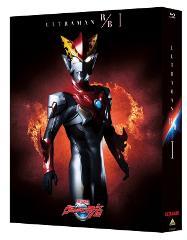 【Blu-ray】ウルトラマンR/B Blu-ray BOX Iの商品サムネイル