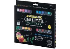 チョークパステル 24色セットの商品サムネイル