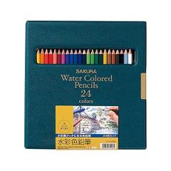 サクラ水彩色鉛筆24色の商品サムネイル