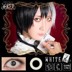 【-8.00】【4枚】パーフェクトシリーズワンデー JOKER(ジョーカー)【度あり】ホワイトの商品サムネイル